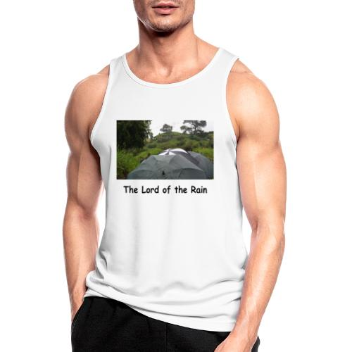 The Lord of the Rain - Neuseeland - Regenschirme - Männer Tank Top atmungsaktiv