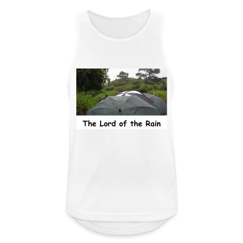 The Lord of the Rain - Neuseeland - Regenschirme - Männer Tank Top atmungsaktiv