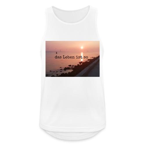 Sunset dLis - Männer Tank Top atmungsaktiv