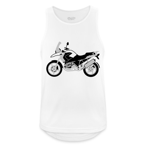 R1200GS 08-on - Men's Breathable Tank Top
