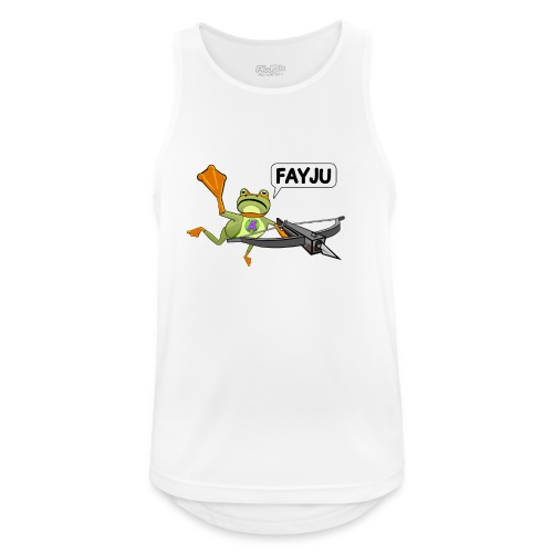Amazing Frog Crossbow - Men's Breathable Tank Top