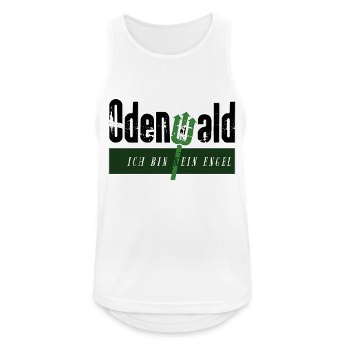 Odenwald - kein Engel - Männer Tank Top atmungsaktiv