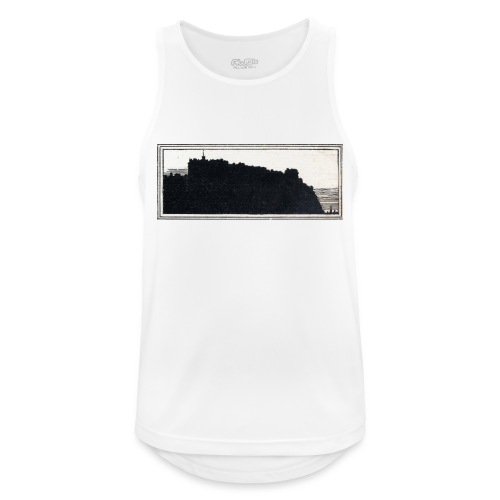 back page image - Men's Breathable Tank Top