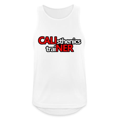 Caliner T-shirt - Canotta da uomo traspirante