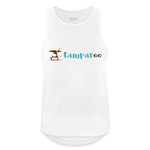 Tamparoo - Canotta da uomo traspirante