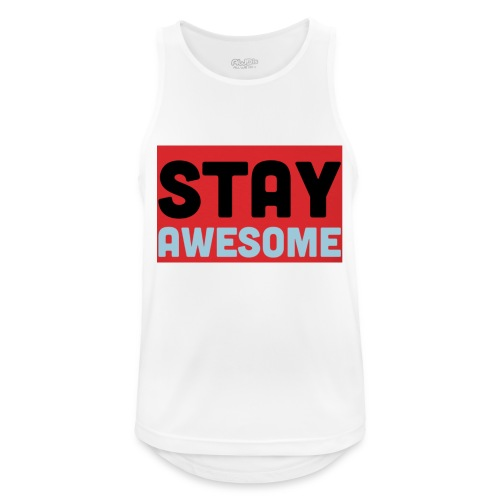 425AEEFD 7DFC 4027 B818 49FD9A7CE93D - Men's Breathable Tank Top