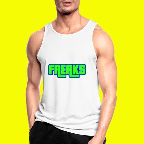 YOU FREAKS - Männer Tank Top atmungsaktiv