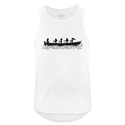 pretty maids all in a row - Men's Breathable Tank Top