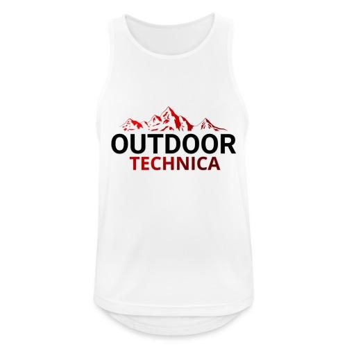 Outdoor Technica - Men's Breathable Tank Top