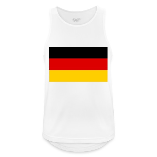 2000px Flag of Germany svg - Männer Tank Top atmungsaktiv
