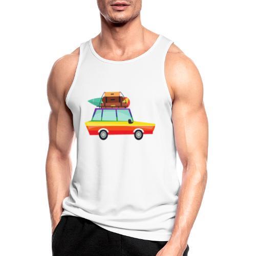 Gay Van | LGBT | Pride - Männer Tank Top atmungsaktiv