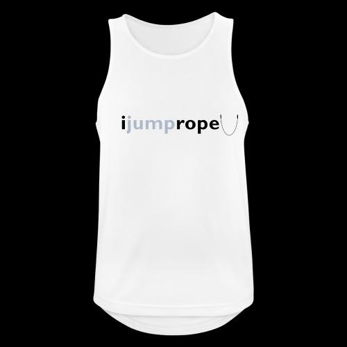 fitness clothing range - Men's Breathable Tank Top