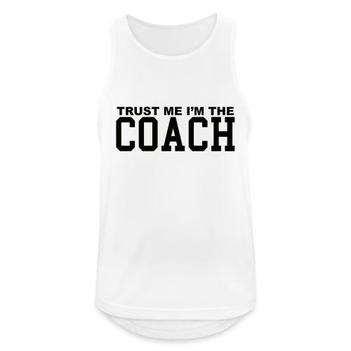 Coach - Débardeur respirant Homme