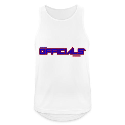 officials - Men's Breathable Tank Top