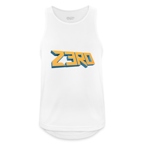 The Z3R0 Shirt - Men's Breathable Tank Top