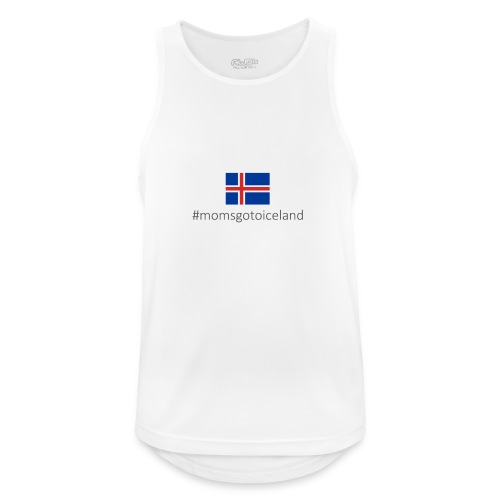 Iceland - Men's Breathable Tank Top