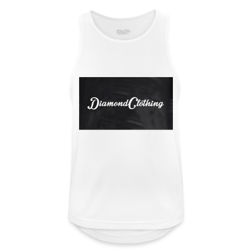 Diamond Clothing Original - Men's Breathable Tank Top