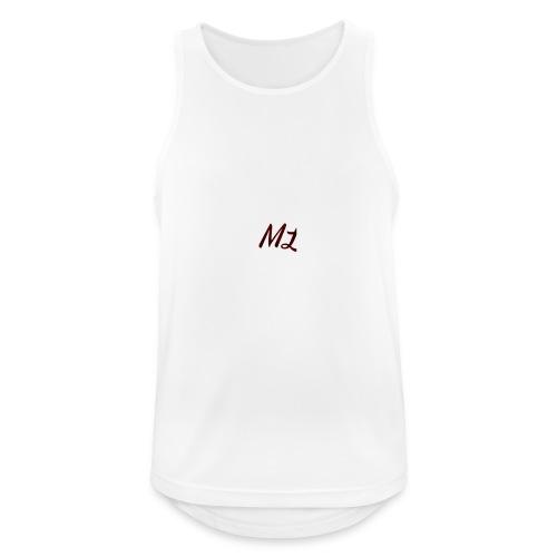 ML merch - Men's Breathable Tank Top