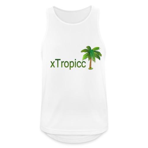 tropicc - Débardeur respirant Homme