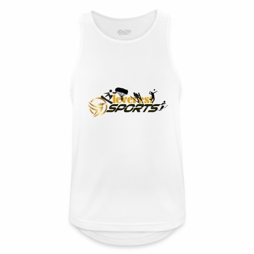 Leverest Sports - Männer Tank Top atmungsaktiv