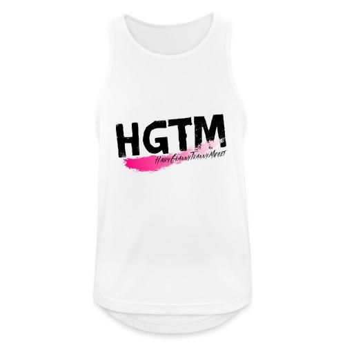 HGTM 2019 - Sunset II - Débardeur respirant Homme