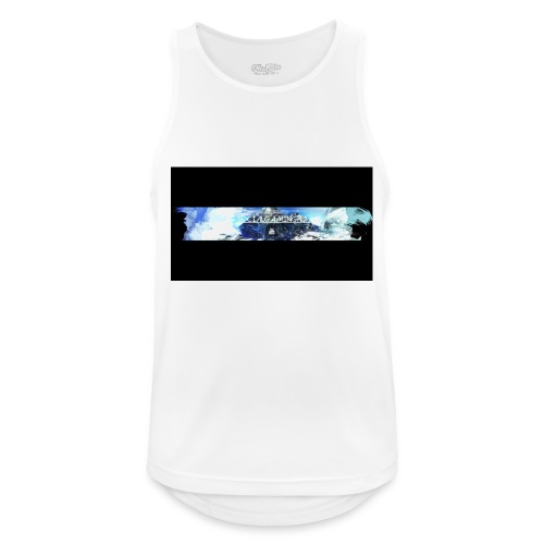 Limited Edition Banner Merch - Men's Breathable Tank Top