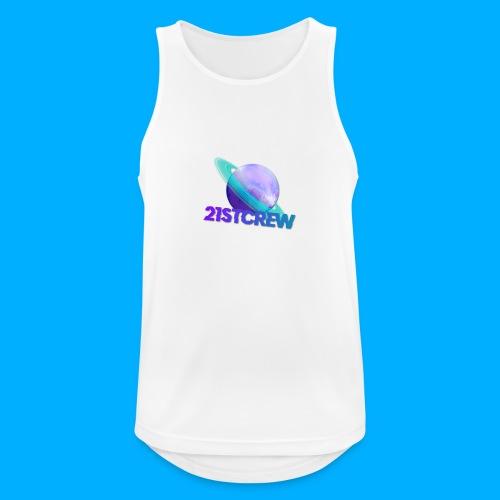 PurpleSaturn T-Shirt Design - Men's Breathable Tank Top