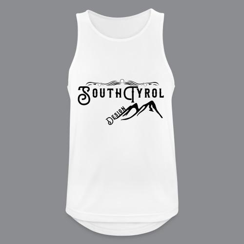 SouthTyrol Design - Männer Tank Top atmungsaktiv