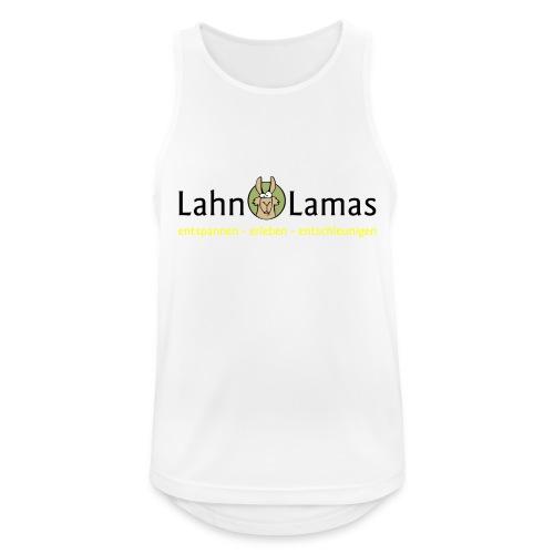 Lahn Lamas - Männer Tank Top atmungsaktiv
