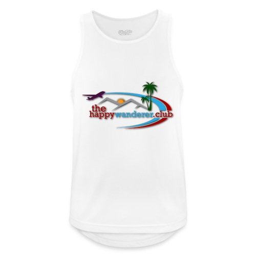 The Happy Wanderer Club Merchandise - Men's Breathable Tank Top