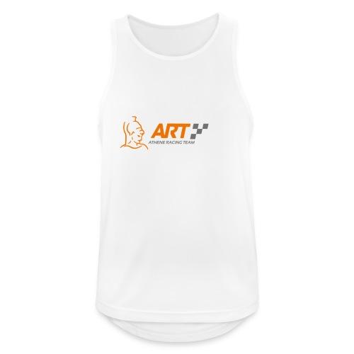 ART Logo klein - Männer Tank Top atmungsaktiv