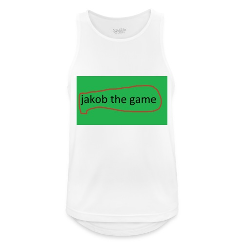 jakob the game - Herre tanktop åndbar