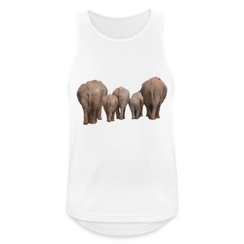 elephant 1049840 - Canotta da uomo traspirante