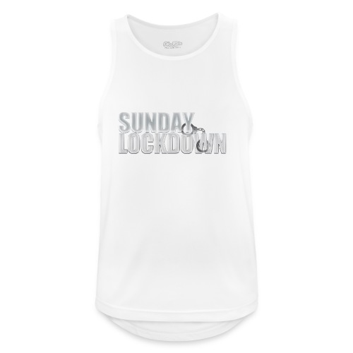 UKG VIBES - Men's Breathable Tank Top