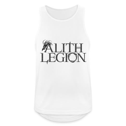 Alith Legion Dragon Logo - Men's Breathable Tank Top
