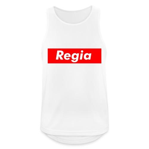 Regia - Men's Breathable Tank Top