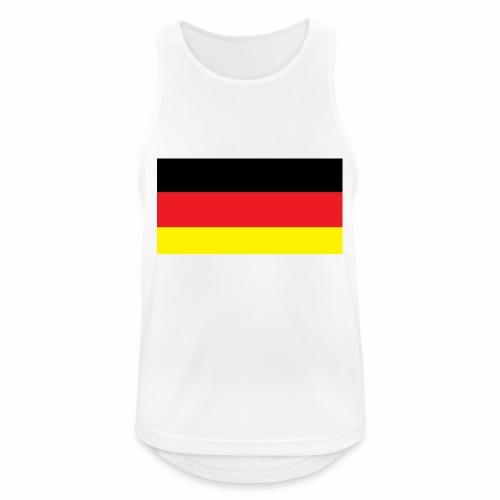 Deutschland Weltmeisterschaft Fußball - Männer Tank Top atmungsaktiv