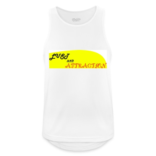 lust ans attraction - Men's Breathable Tank Top