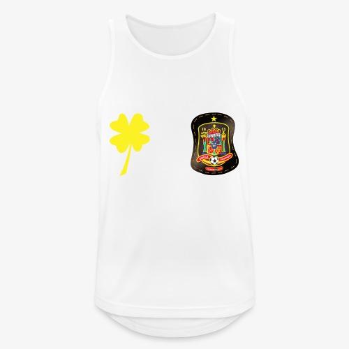 Trébol de la suerte CEsp - Camiseta sin mangas hombre transpirable