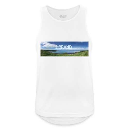 J BRAND Clothing - Men's Breathable Tank Top