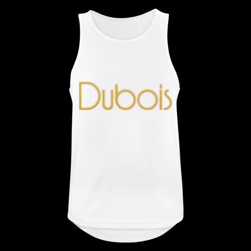 Dubois - Mannen tanktop ademend