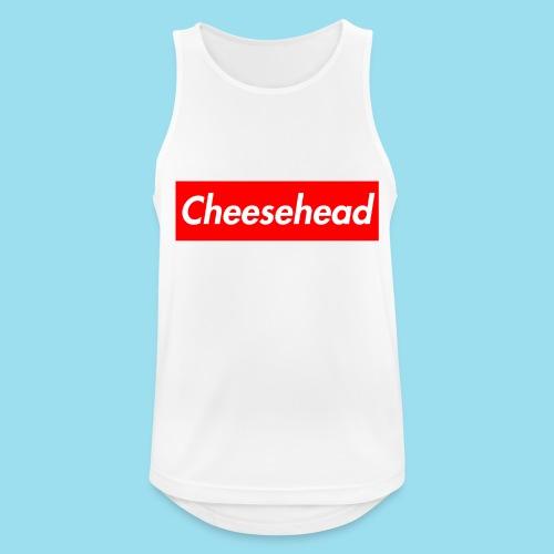 CHEESEHEAD Supmeme - Männer Tank Top atmungsaktiv