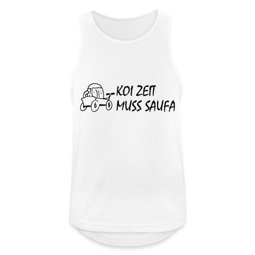 KoiZeit Saufa - Männer Tank Top atmungsaktiv