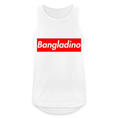 Bangladino - Canotta da uomo traspirante