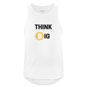 Think Big - Männer Tank Top atmungsaktiv