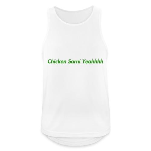 Chicken Sarni Yeah - Men's Breathable Tank Top
