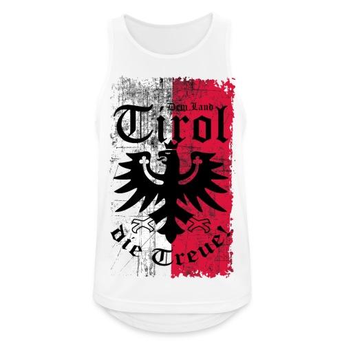 Tirol - Männer Tank Top atmungsaktiv