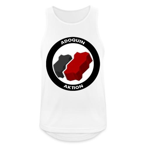 Adoquin Aktion - Camiseta sin mangas hombre transpirable