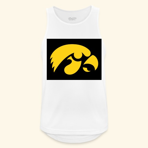 YellowHawk shirt - Mannen tanktop ademend actief