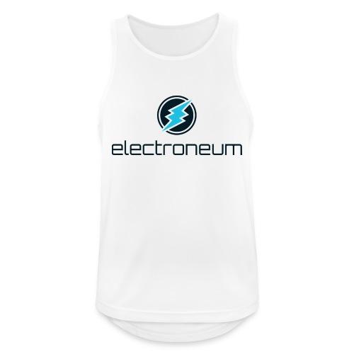 Electroneum - Men's Breathable Tank Top
